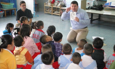 Preschool Fundraising - Learn how... (Photo by Siam Educational Experience TEFL on Flickr)
