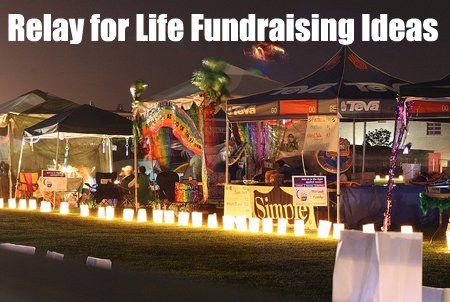 Relay for Life #Fundraising Ideas - The most recommended ideas and many more!  (Photo by DieselDemon / Flickr)