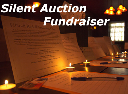 Silent Auction Fundraising Items don't necessarily have to be physical products but can be discounts, gift cards, and tickets etc. (Photo by Kaytee Riek / Flickr)