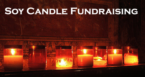 A Soy Candle Fundraiser has quite a few positive factors to it. (Photo by Peter Grima / Flickr)