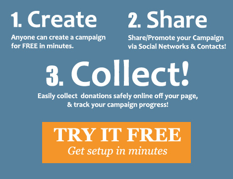 Fundraising through Online Donations. Find out how...