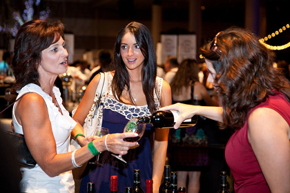 Have some wine on offer at your Taste Test Fundraiser. (Photo by Visitnola, New Orleans / Flickr)
