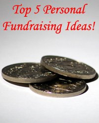The top 5 Personal Fundraising Ideas. (Photo by Grant / Flickr)