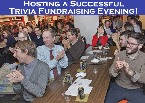 Learn how to host a profitable and super successful Trivia Fundraising Evening! (Photo by Metropolitan Transportation Authority of the State of New York / Flickr)