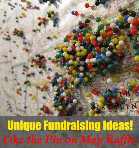Here you will find the coolest and most unique fundraising ideas, like the