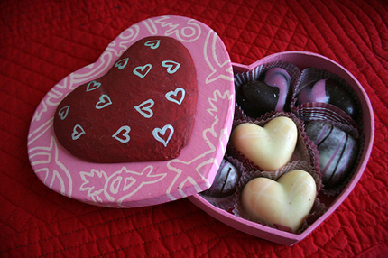 A Valentine Fundraising Bake Sale?! It's a great idea. (Photo by Kai Schreiber / Flickr)