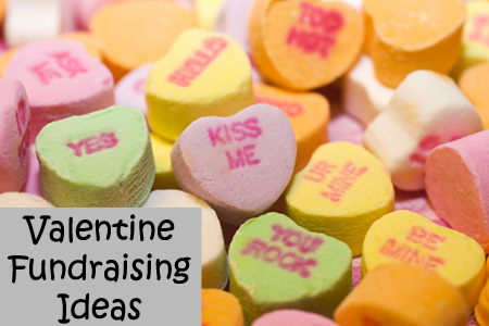 This superb page has a whole heap of Unique Fundraising Ideas like these Valentine Fundraisers. (Photo by Barb Steinacker / Flickr)