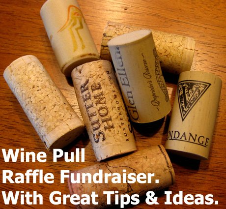 Boom!!! Here's a super cool raffle idea to add to your events! It's the Wine Pull Fundraiser. (Photo by Kate Ter Haar / Flickr)