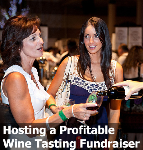 Raise fantastic funds by hosting a wine tasting fundraiser. (Photo by Visitnola, New Orleans / Flickr)