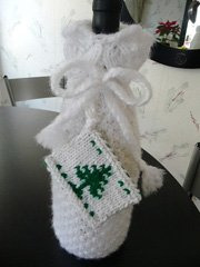 Get creative when wrapping your wine bottles for your Wine Pull Raffle Fundraiser. (Photo by Marni / Flickr)