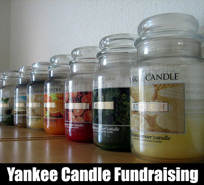 Yankee Candles provide a brilliant fundraising product that has been used successfully by many different causes. (Photo by Katy Warner / Flickr)