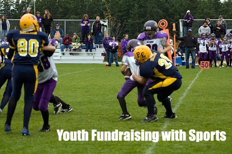 Youth Fundraising Through Sports!  (Photo by Mike Morris / Flickr)