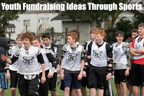 Youth Fundraising Ideas with Sports! (Photo by Mike Morris / Flickr)